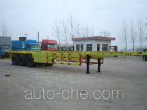 景阳岗牌SFL9381TJZG型集装箱半挂牵引车