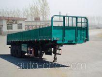 景阳岗牌SFL9400ZX型自卸半挂车
