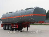 景阳岗牌SFL9402GRY型易燃液体罐式运输半挂车