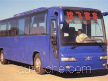 Hino luxury tourist coach bus