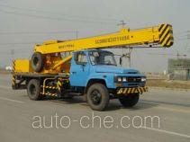 Freet Shenggong  QY8 SG5100JQZ8 truck crane
