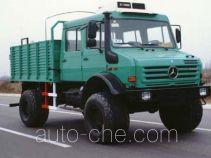 Freet Shenggong SG5120TDP seismic spread truck