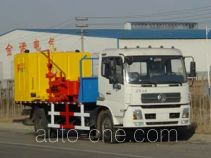 Freet Shenggong SG5120TJC well flushing truck