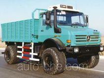 Freet Shenggong SG5121TDP seismic spread truck
