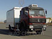 Freet Shenggong SG5123XYQ instrument vehicle
