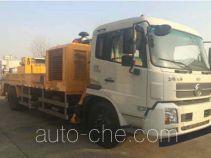 Shenxing (Shanghai) truck mounted concrete pump
