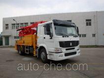 Shenxing (Shanghai) SG5160THB concrete pump truck
