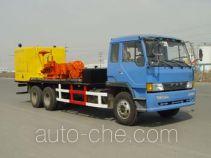 Freet Shenggong SG5160TJC well flushing truck