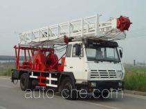 Freet Shenggong SG5160TXJ well-workover rig truck