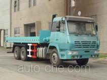 Freet Shenggong SG5160ZBG tank transport truck