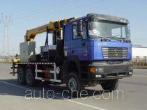 Freet Shenggong SG5180TLG coil tubing truck
