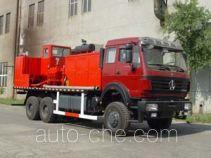 Freet Shenggong SG5190TYL fracturing truck