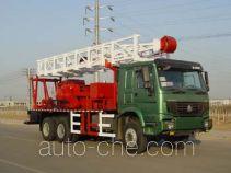 Freet Shenggong SG5200TXJ well-workover rig truck