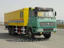 Freet Shenggong SG5190TYS compressor truck