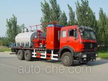 Freet Shenggong SG5220TJC well flushing truck