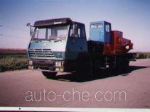 Freet Shenggong SG5230TLS sand bailing truck