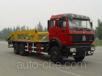 Freet Shenggong SG5250ZBG tank transport truck
