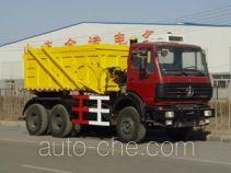 Freet Shenggong SG5250ZXS sand transport dump truck