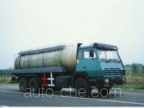 胜工牌SG5251GGS型供水车
