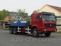Freet Shenggong SG5260THJ coiled rod welding truck