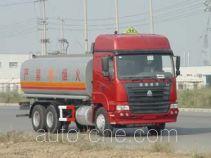 Freet Shenggong SG5255GYY oil tank truck