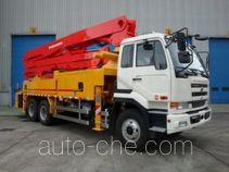 Shenxing (Shanghai) SG5260THB concrete pump truck