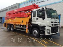 Shenxing (Shanghai) SG5261THB concrete pump truck