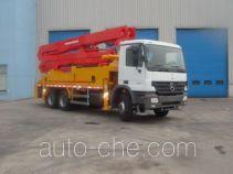 Shenxing (Shanghai) SG5266THB concrete pump truck