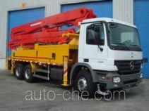 Shenxing (Shanghai) SG5268THB concrete pump truck