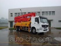Shenxing (Shanghai) SG5269THB concrete pump truck