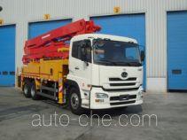 Shenxing (Shanghai) SG5273THB concrete pump truck