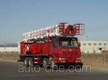 Freet Shenggong SG5280TXJ well-workover rig truck