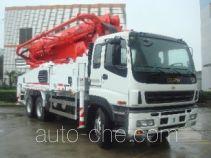 Shenxing (Shanghai) SG5290THB concrete pump truck