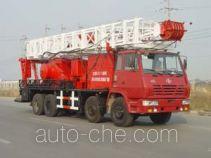 Freet Shenggong SG5291TXJ well-workover rig truck