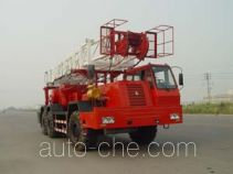 Freet Shenggong SG5292TXJ well-workover rig truck
