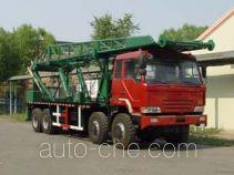 Freet Shenggong SG5300TLF vertical mounting derrick truck