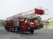 Freet Shenggong SG5300TXJ well-workover rig truck