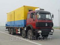 Freet Shenggong SG5310TDF nitrogen generating plant truck