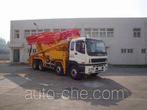 Shenxing (Shanghai) SG5311THB автобетононасос-смеситель