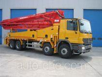 Shenxing (Shanghai) SG5340THB concrete pump truck
