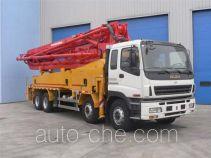 Shenxing (Shanghai) SG5341THB concrete pump truck