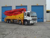 Shenxing (Shanghai) SG5350THB concrete pump truck