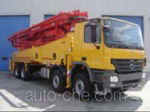 Shenxing (Shanghai) SG5361THB concrete pump truck