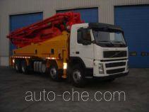 申星牌SG5363THB型混凝土输送泵车