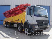 Shenxing (Shanghai) SG5365THB concrete pump truck