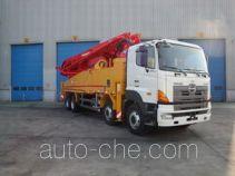 Shenxing (Shanghai) SG5390THB concrete pump truck