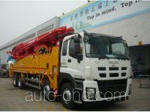 Shenxing (Shanghai) SG5392THB concrete pump truck