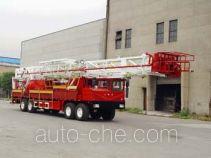 Freet Shenggong SG5430TXJ well-workover rig truck