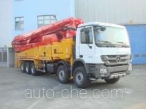 Shenxing (Shanghai) SG5510THB concrete pump truck