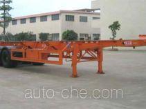 Xinrigang SG9400TJZG container transport trailer